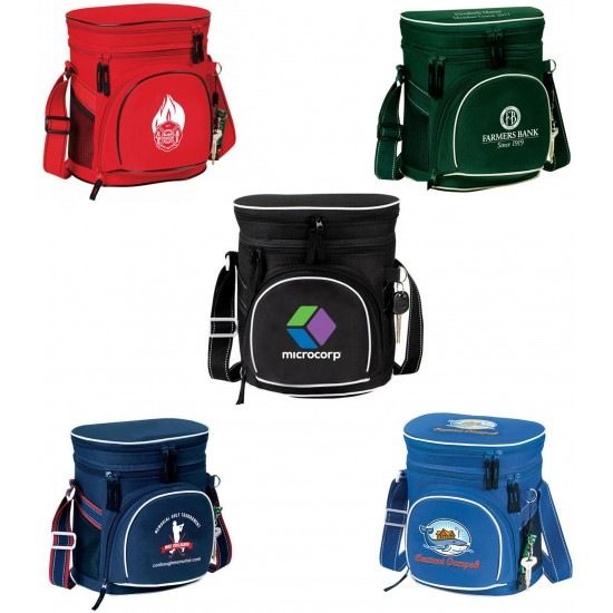 Custom Logo 12 Pack Golf Cooler