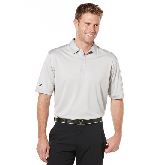 Custom Embroidered Callaway Chambray Performance Polo