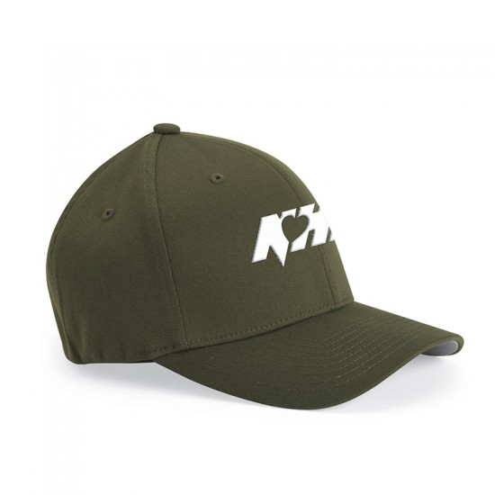 Custom Logo Flexfit Structured Twill Golf Cap