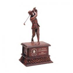 British Golfer Discount Golf Trophies