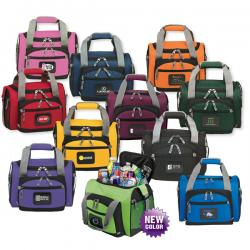 Multi-Use 12-Can Convertible Duffel Cooler
